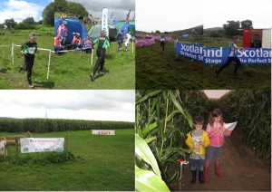 Scottish 6 Day and Maize event